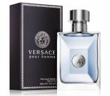 Versace pour Homme parfémovaný deodorant sklo pro muže 100 ml