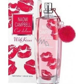 Naomi Campbell Cat Deluxe With Kisses parfémovaná voda pro ženy 30 ml