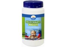 Probazen Multi tablety Maxi 5v1 přípravek pro úpravu vody v bazénech 1 kg