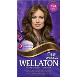 Wella Wellaton krémová barva na vlasy 7 73 Mocca - VMD drogerie a parfumerie 7f8ac83edbf