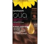 Garnier Olia barva na vlasy bez amoniaku 6.15 Ledová světle hnědá