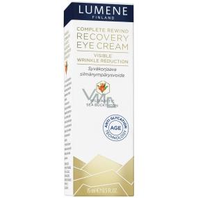 Lumene Complete Rewind Recovery Eye Cream intenzivní oční krém 15 ml