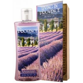 Bohemia Gifts Lavender La Provence Sprchový gel 250 ml