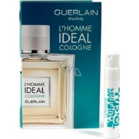 Guerlain L Homme Ideal Cologne toaletní voda pro muže 1 ml s rozprašovačem, Vialka