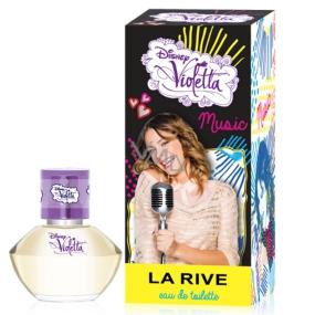 Disney Violetta Music toaletní voda pro dívky 20 ml