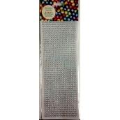 Albi Samolepicí kamínky duhové 4 mm 828 kusů