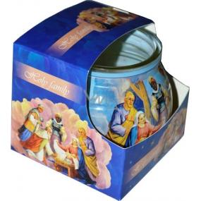 Admit Holy Family aromatická svíčka ve skle 80 g