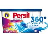 Persil 360° Complete Clean Color Duo-Caps gelové kapsle na barevné prádlo 14 dávek x 25 g