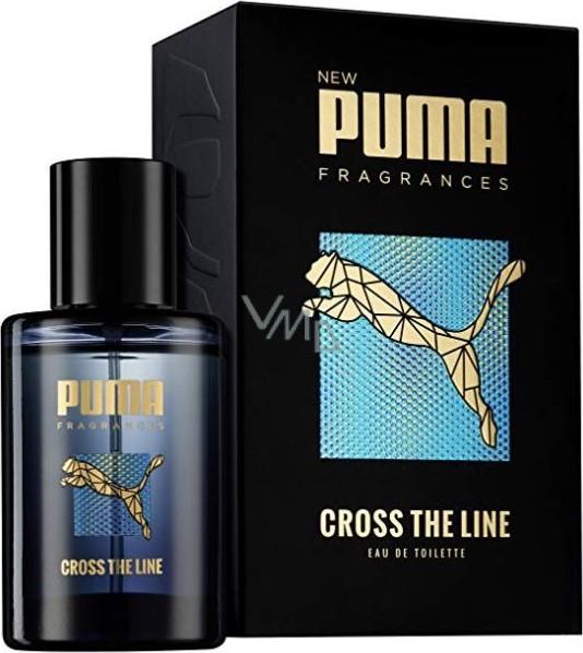 info pour 6cf31 52e88 Puma Cross The Line Eau de Toilette 50 ml