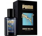 Puma Cross The Line toaletní voda pro muže 50 ml