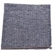 Clanax Mycí hadr zem tkaný šedý 80 x 60 cm