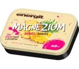 Energit Magnézium Ananas vitamínové tablety pro snížení únavy a vyčerpání 42 tablet