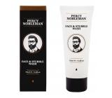 Percy Nobleman Čisticí gel na obličej a vousy z kokosových ořechů a s glycerinem 75 ml