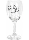 Albi Můj Bar Sklenka na víno 1990 270 ml
