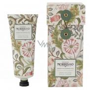 Heathcote & Ivory Jasmine & Green Tea výživný krém na ruce a nehty 100 ml