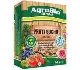 AgroBio Inporo Proti suchu obsahuje bakterie a řasy pro zeleninu, bylinky, ovocné a okrasné rostliny, dřeviny a trávníky 3 x 8 g