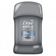 Dove Men + Care Cool Fresh tuhý antiperspirant deodorant s 48hodinovým účinkem pro muže 50 ml