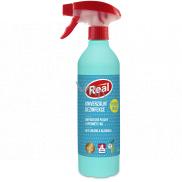 Real Univerzální dezinfekční prostředek bez alkoholu, bez chloru rozprašovač 550 g