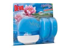 Dr. Devil Lotus Lagoon Neutro Effect Wc blok tekutý 3 x 55 ml