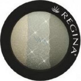 Regina Trio minerální oční stíny 05 přírodní oliva 3,5 g