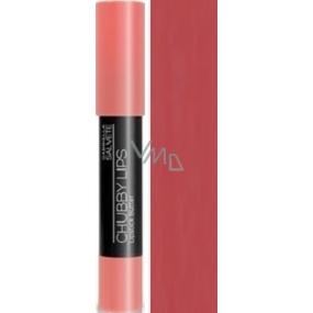 Gabriella Salvete Chubby Lips Lipstick Butter rtěnka 04 Caramel Cookie 2 g
