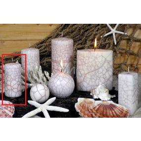 Lima Nevada svíčka bílá válec 50 x 100 mm 1 kus
