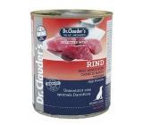 Dr. Clauders Hovězí kompletní superprémiové krmivo pro dospělé psy s hovězím masem 800 g