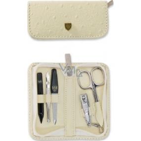 Kellermann 3 Swords Luxusní manikúra 5 dílná Fashion Materials v aktuálním módním materiálu 7407 FN