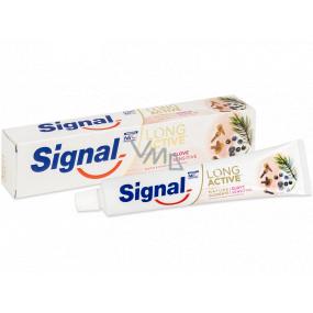 Signal Long Active Naturals Elements Sensitive 6+ zubní pasta pro citlivé zuby 75 ml