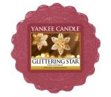 Yankee Candle Glittering Star - Zářivá hvězda vonný vosk do aromalampy 22 g