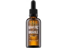 Hawkins & Brimble Elemi & Ginseng Beard Oil vyživující olej na vousy a knír 50 ml
