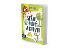 Albi Kvído Sešit plný aktivit doporučený věk 6+