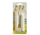 Jack N Jill BIO Buzzy Brush extra měkké náhradní hlavice pro elektrický kartáček na zuby Buzzy Brush 2 kusy balíček pro novorozence