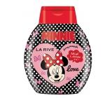 La Rive Disney Minnie Mouse 2v1 sprchový gel a šampon 250 ml