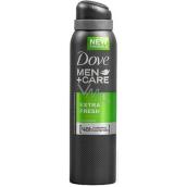 Dove Men + Care Extra Fresh 48 h antiperspirant deodorant sprej pro muže 150 ml