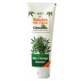 Bione Cosmetics Cannabis balzám na ruce 200 ml