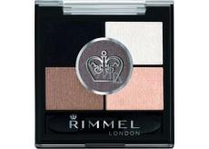 Rimmel London Glam Eyes HD oční stíny 023 Foggy Grey 3,8 g