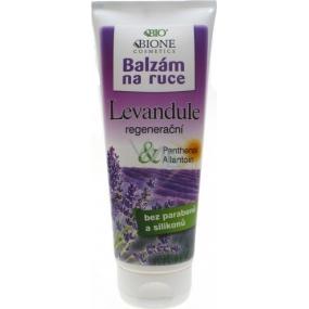 Bione Cosmetics Levandule regenerační balzám na ruce 200 ml