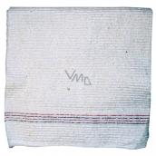 Clanax Mycí hadr netkaný bílý malý 60 x 50 cm