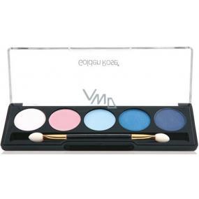 Golden Rose Profesionální paleta očních stínů 101 8 g