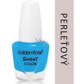 Golden Rose Sweet Color mini lak na nehty 72 5,5 ml