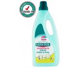 Sanytol Citrón a Olivové lístky dezinfekční čisticí prostředek na podlahy a plochy 1 l