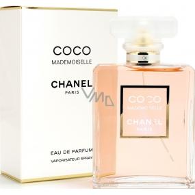 Chanel Coco Mademoiselle parfémovaná voda s rozprašovačem pro ženy 200 ml