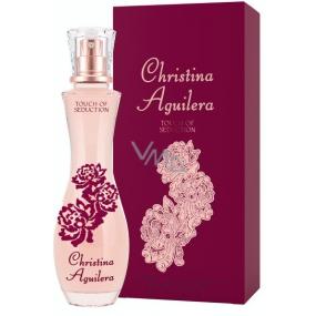 Christina Aguilera Touch of Seduction parfémovaná voda pro ženy 30 ml