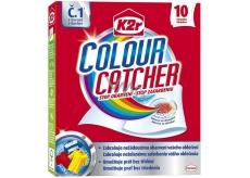 K2r Colour Catcher Stop obarvení prací ubrousky 10 kusů
