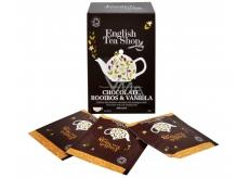 English Tea Shop Bio Čokoláda, Rooibos a Vanilka čaj 20 sáčků