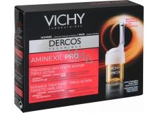 Vichy Dercos Aminexil Pro Kúra proti vypadávání vlasů pro muže 12 x 6 ml