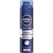 Nivea Men Protect & Care Original pěna na holení 200 ml