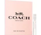 Coach Eau de Parfum parfémovaná voda pro ženy 2 ml s rozprašovačem, Vialka