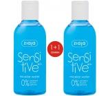 Ziaja Sensitive Skin micelární voda pro citlivou pleť 2 x 200 ml, duopack
